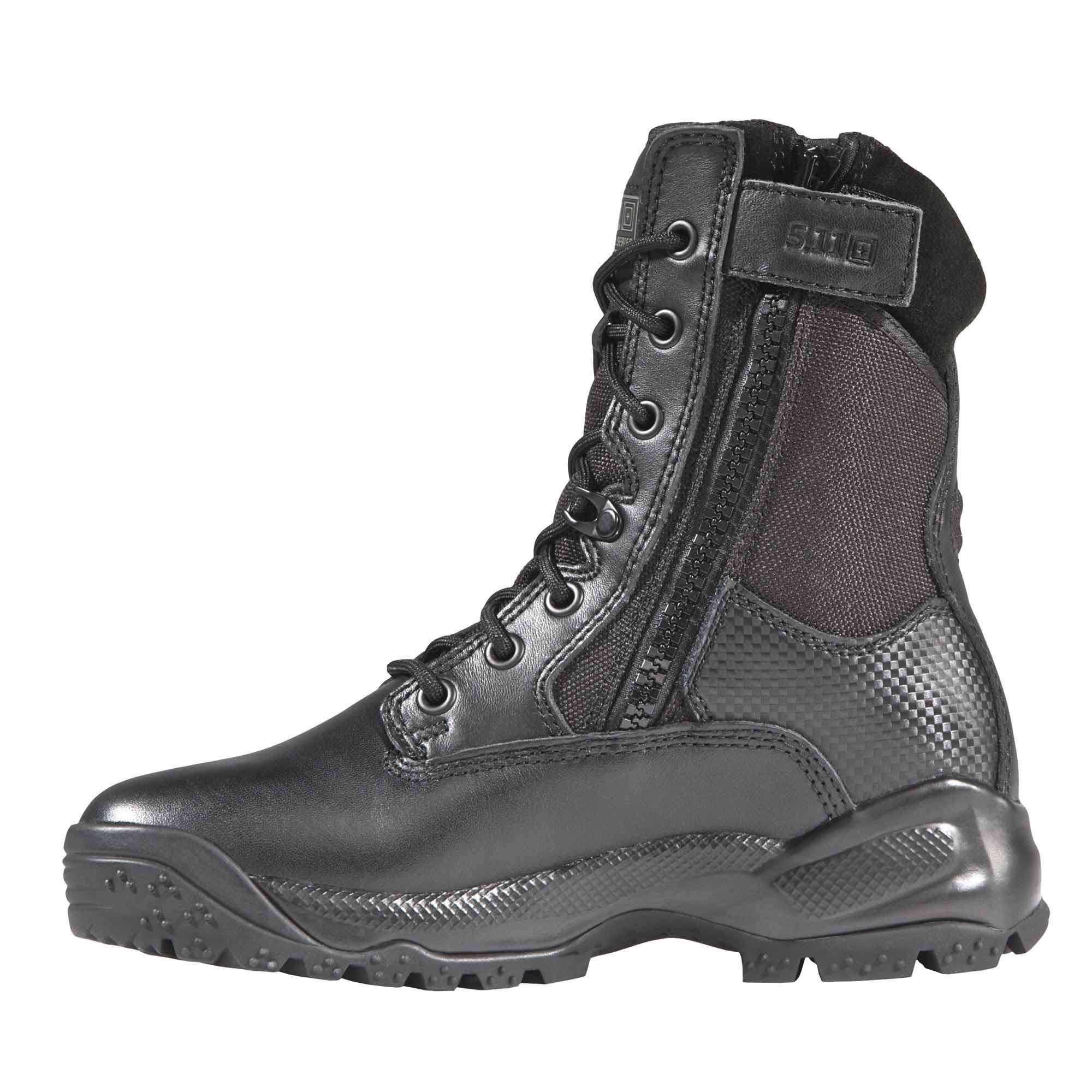 511 Women S Atac 8 Inch Side Zip Boot Review Police